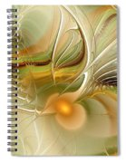 Soft Wings Spiral Notebook