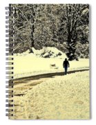 Softly As I Leave You Spiral Notebook