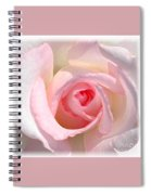Softness Spiral Notebook