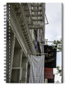 Soho 2 - Nyc Spiral Notebook
