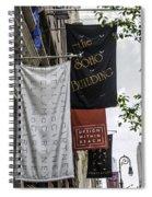 Soho - Nyc Spiral Notebook