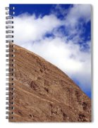 Soil And Air Spiral Notebook