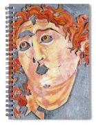 Sol Invictus Spiral Notebook