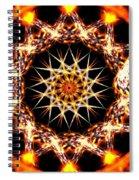 Solar Alignment Spiral Notebook