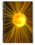 Solar Energy Spiral Notebook