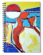 Solar Polyphony  Spiral Notebook