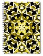 Solar Steel Spiral Notebook