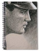 Soldier Boy Spiral Notebook