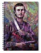 Soldier Fellow 1 Spiral Notebook