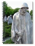 Soldiers Spiral Notebook