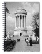 Soldiers Memorial - Ny Spiral Notebook