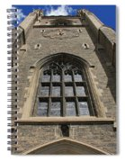 Soldiers Tower 3 Spiral Notebook