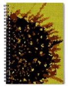 Sole Explosion  Spiral Notebook