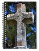 Solemn Sentry  Spiral Notebook