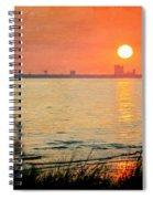 Solemness Spiral Notebook