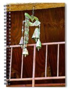 Soleri Bells II Spiral Notebook