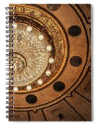 Solis Theater Ceiling Spiral Notebook