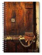 Solitary Confinement Door Spiral Notebook
