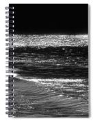 Solitary Glass Spiral Notebook