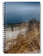 Solitude On The Cape Spiral Notebook