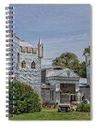 Solomon's Castle Ona Florida Spiral Notebook