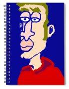 Somber Spiral Notebook