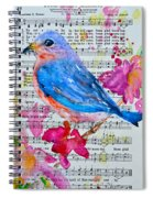 Some Bright Morning Spiral Notebook
