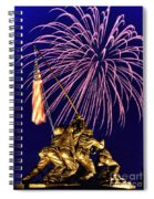 Some Gave All Spiral Notebook