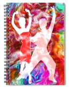 Some Like It Hot 3 Spiral Notebook