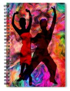 Some Like It Hot 3 Part 2 Spiral Notebook