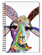 Somebody Got Your Goat? Spiral Notebook