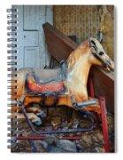 Somebody's Horsie Spiral Notebook