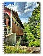 Somerset Glessner Bridge Spiral Notebook