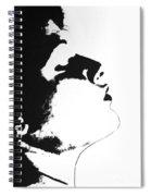 Something In Mind Spiral Notebook