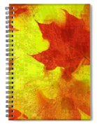 Something Like Autumn Spiral Notebook