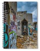 Sone Spiral Notebook