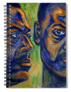 Song Of Freedom Spiral Notebook