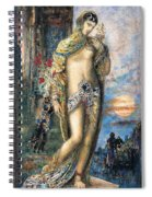 Song Of Songs Spiral Notebook