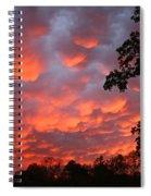 Sonrise Easter Morning Spiral Notebook