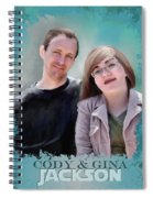 Soon To Be Mr And Mrs Jackson Spiral Notebook