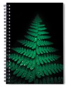 Soothing Fern Spiral Notebook
