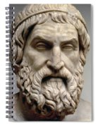 Sophocles Spiral Notebook