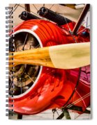 Sopwith Camel Spiral Notebook