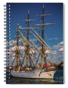 Sorlandet 1 Spiral Notebook