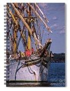 Sorlandet 3 Spiral Notebook