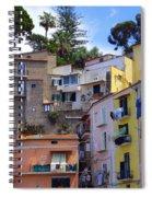 Marina Grande Sorrento Spiral Notebook