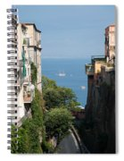 Sorrento Views Spiral Notebook