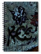 Sorry Temporarily Unavailable  Spiral Notebook