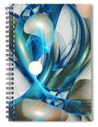 Soul Blueprint Spiral Notebook