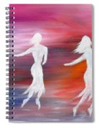 Soul Dance  Spiral Notebook
